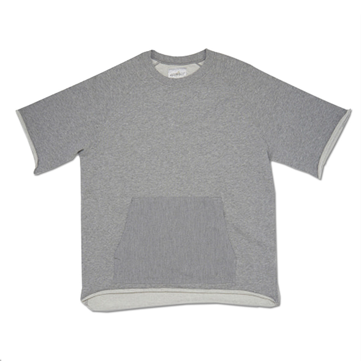 [GRAMICCI] S/S TALECUT SWEAT 'GREY'