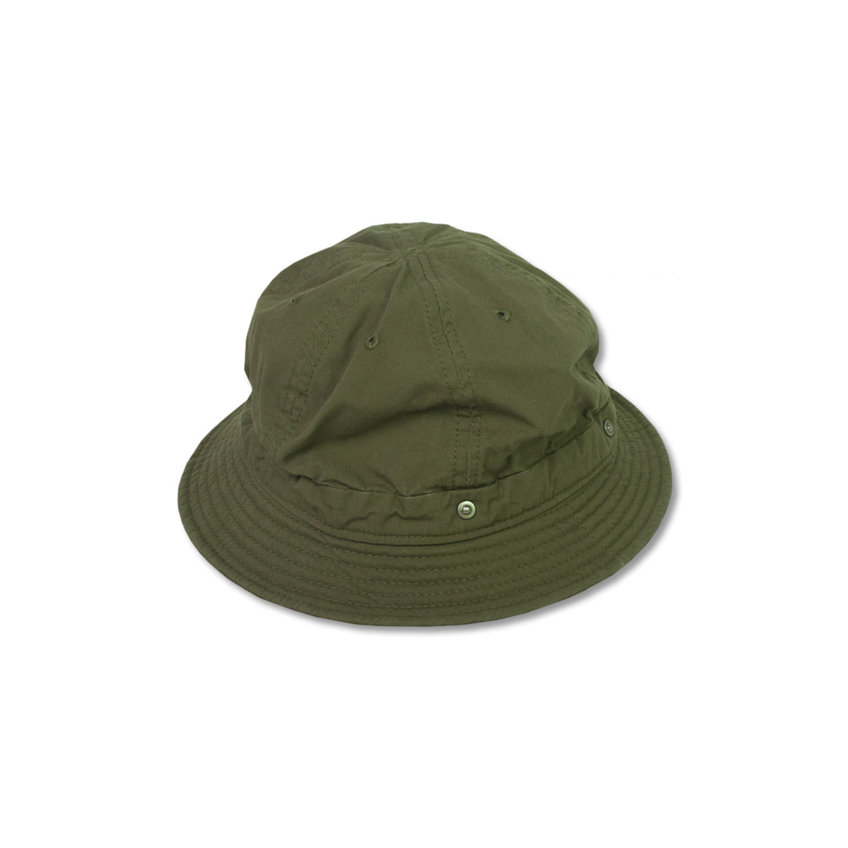 [DECHO] SHALLOW KOME HAT 'OLIVE'