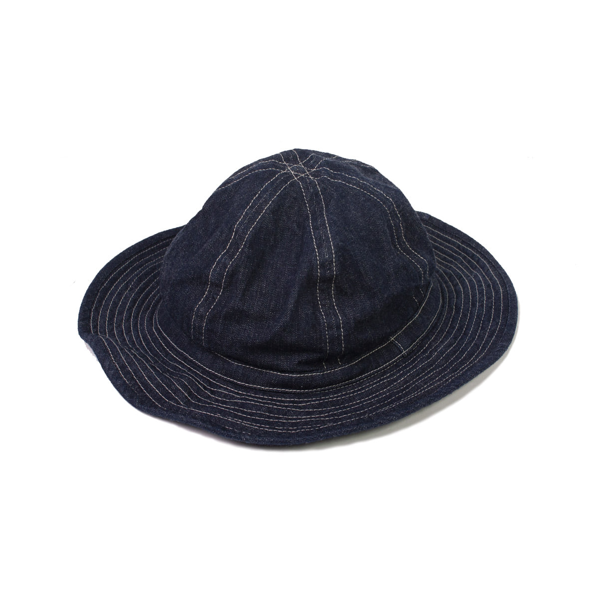 [BUZZ RICKSON'S] WORKING DENIM HAT 'NAVY'