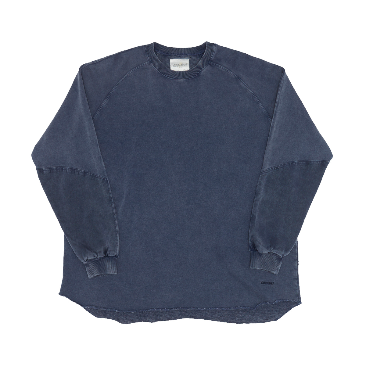 [GRAMICCI] TALECUT SWEAT 'DOUBLE NAVY'