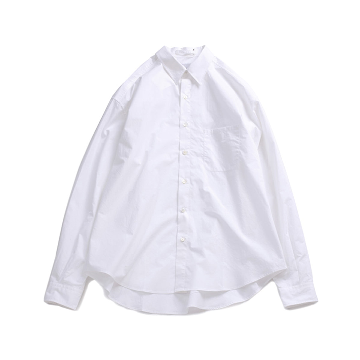 [BROWNYARD ZERO] ZERO STEADY SHIRT 'WHITE'