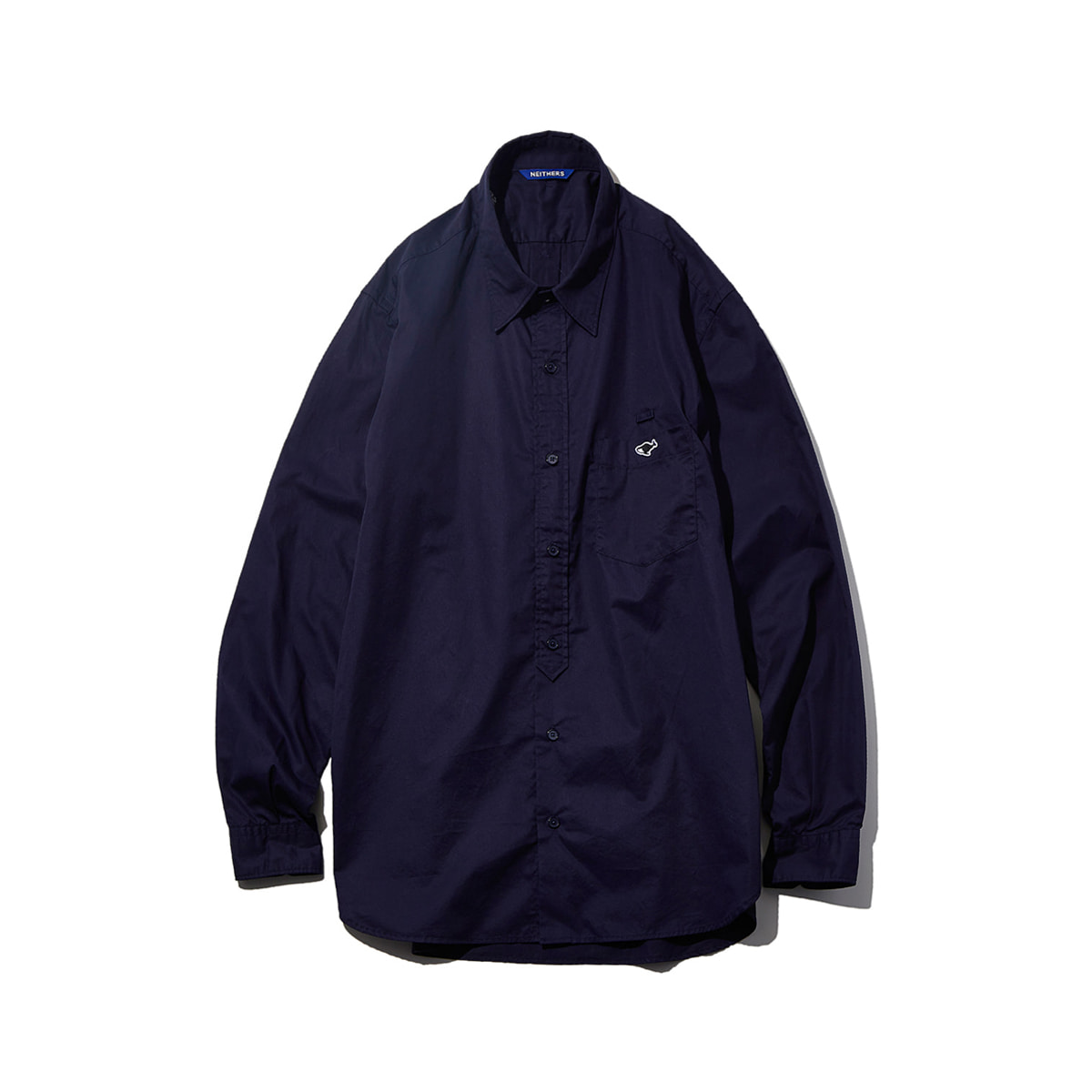 [NEITHERS] 209B-3 COMFORT SHIRT 'NAVY'