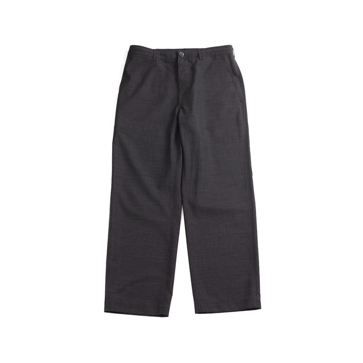 [BROWNYARD ZERO] ZERO WIDE PANTS 'GREY'