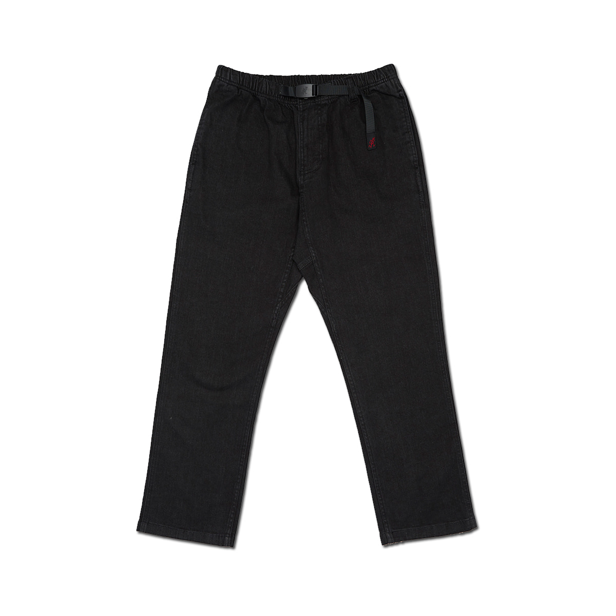 [GRAMICCI] DENIM NN-PANTS JUST CUT 'BLACK ONE WASH'