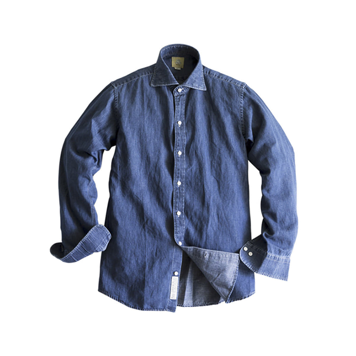 [BASTONG] 206-3 'WASHED INDIGO'