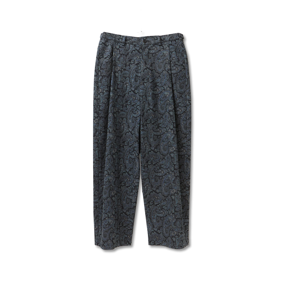 [YOUTH] STRUCTURED WIDE PANTS 'PAISLEY'