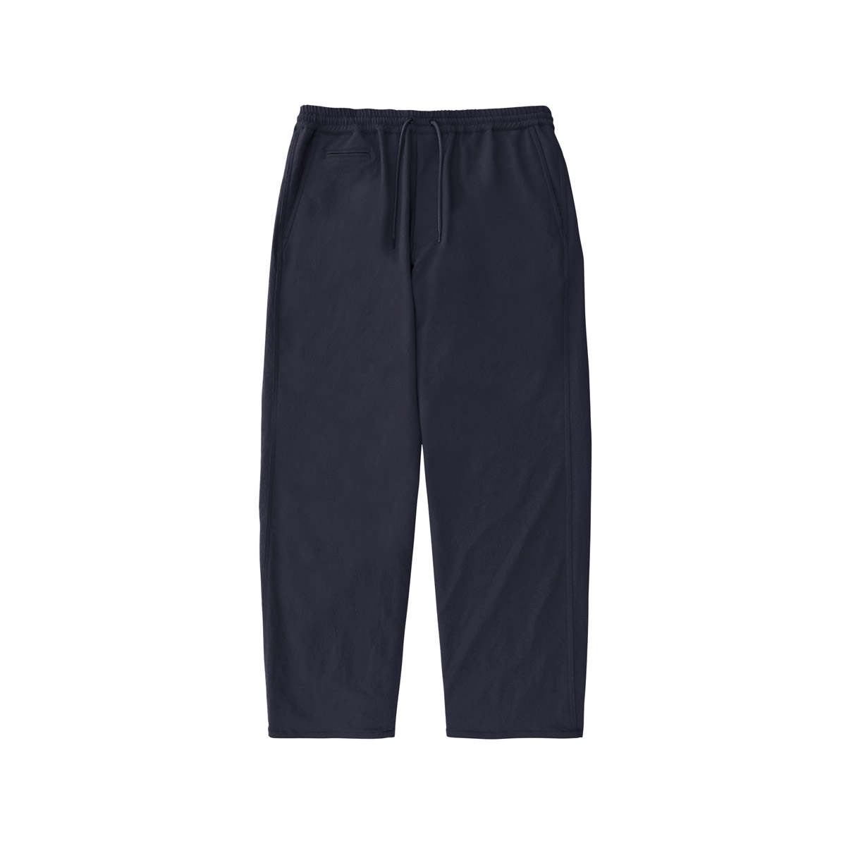 [NANAMICA] ALPHADRY WIDE EASY PANTS 'NAVY'