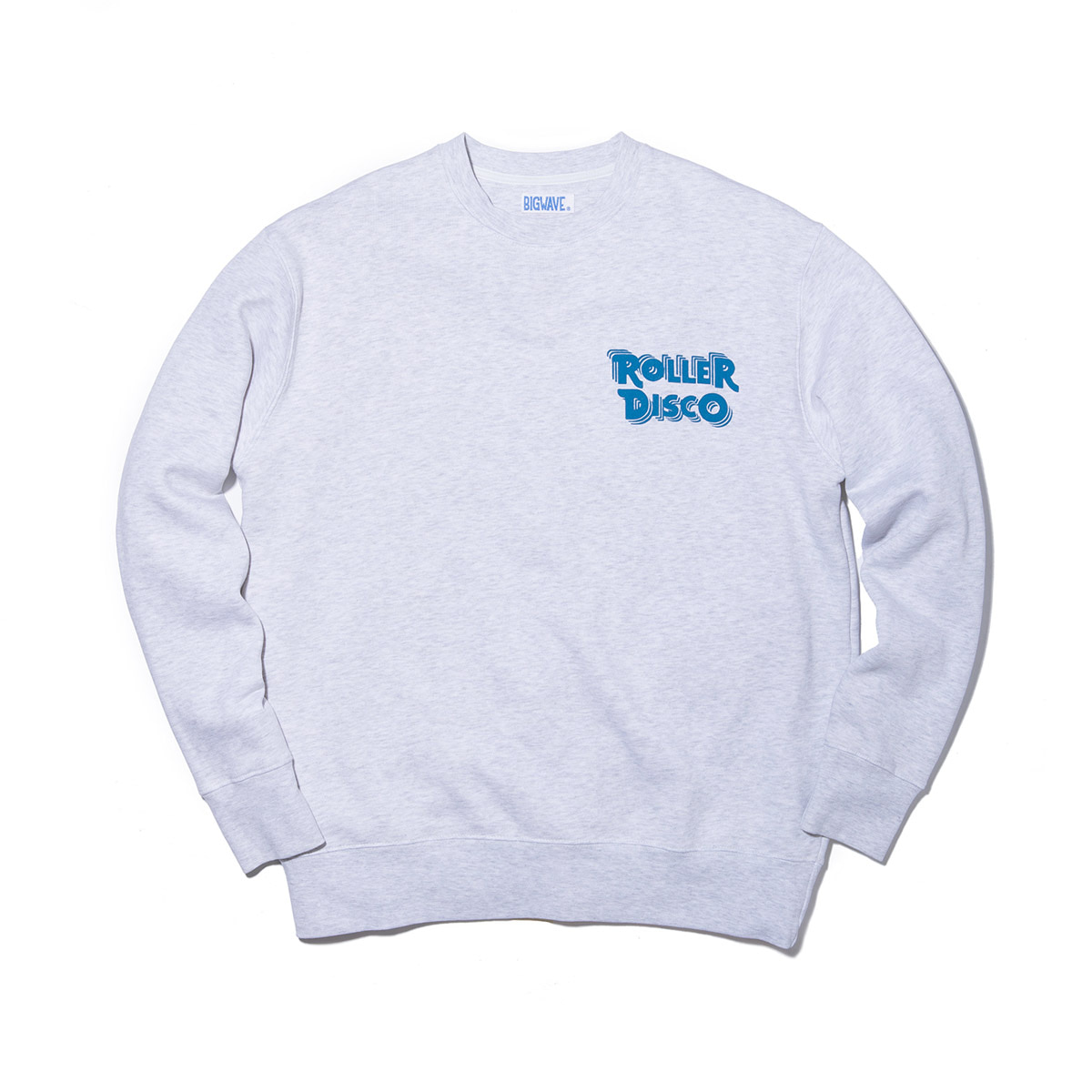 [BIG WAVE] ROLLER DISCO SWEAT 'ASH'