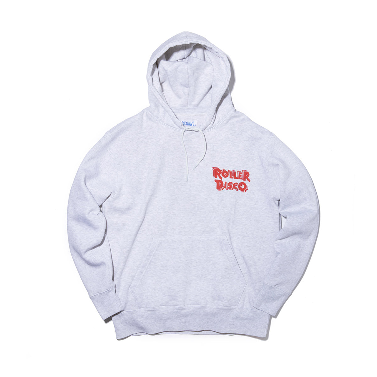 [BIG WAVE] ROLLER DISCO HOODY 'ASH'