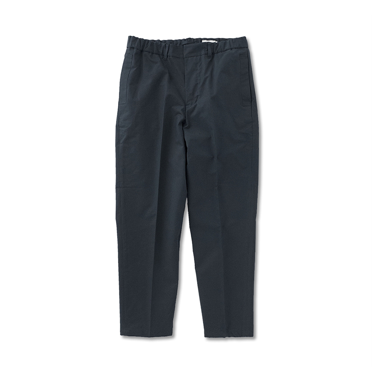 [STILL BY HAND] PT0493OS - COTTON TAPERED PANTS 'NAVY'