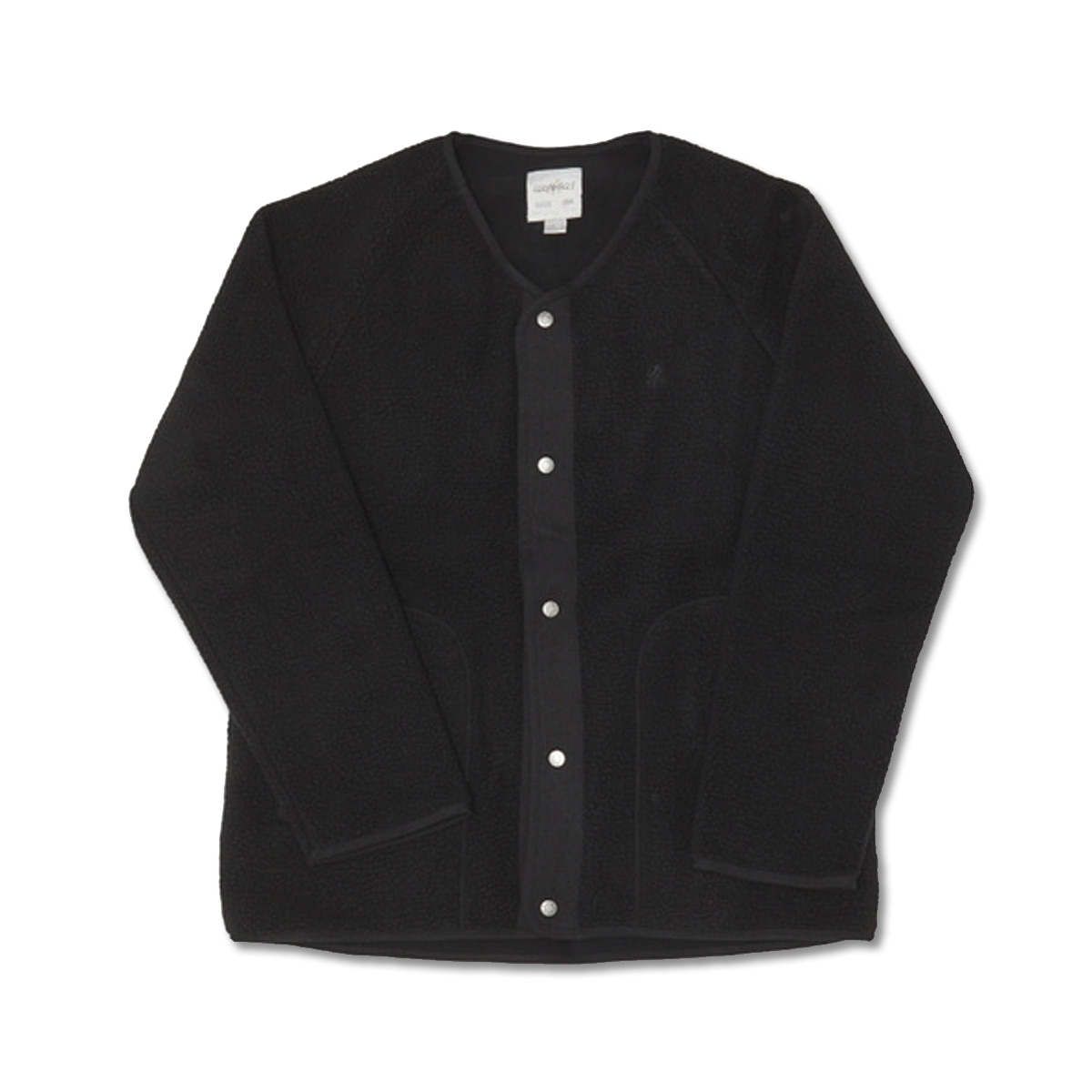 [GRAMICCI] BOA FLEECE JACKET 'BLACK'