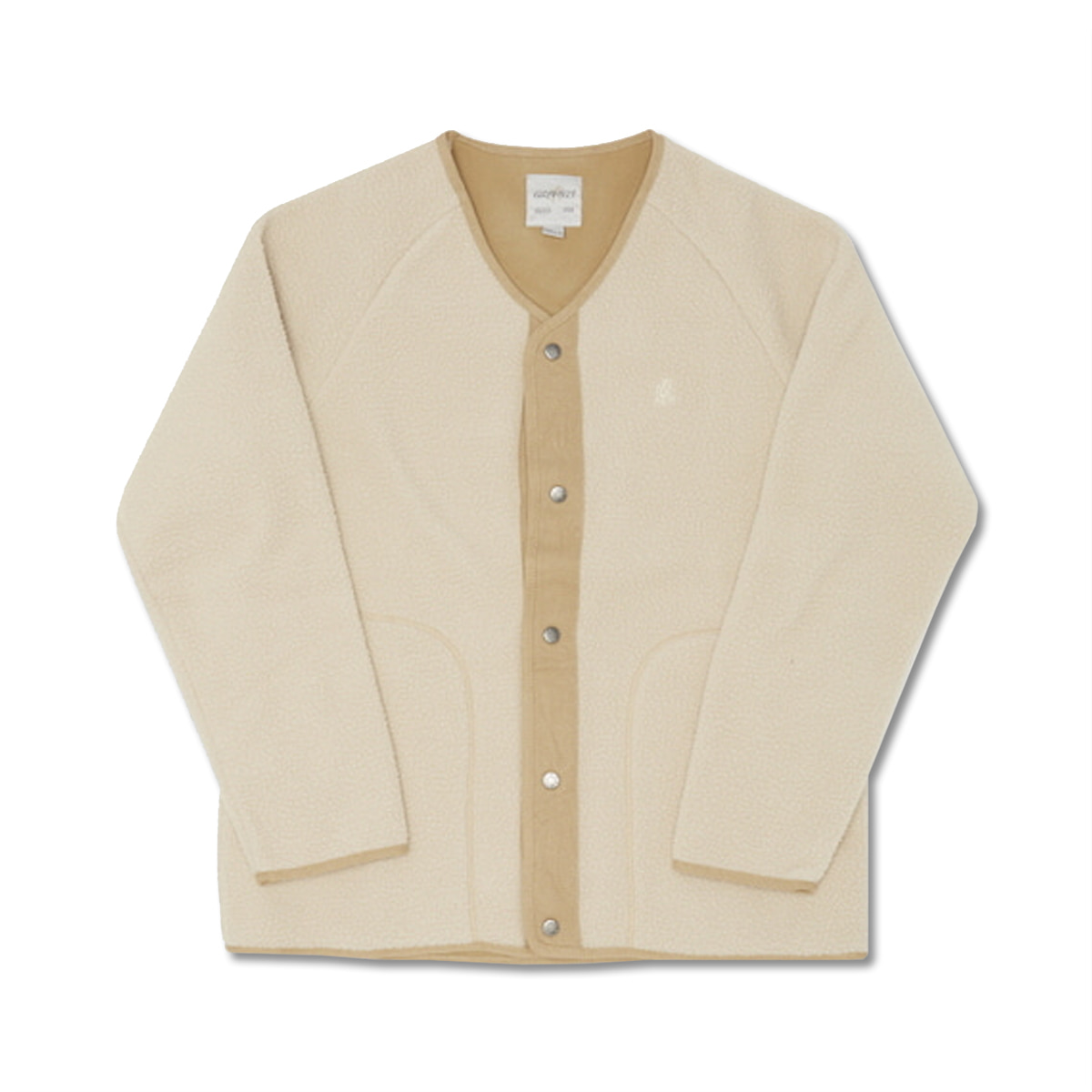 [GRAMICCI] BOA FLEECE JACKET 'IVORY'