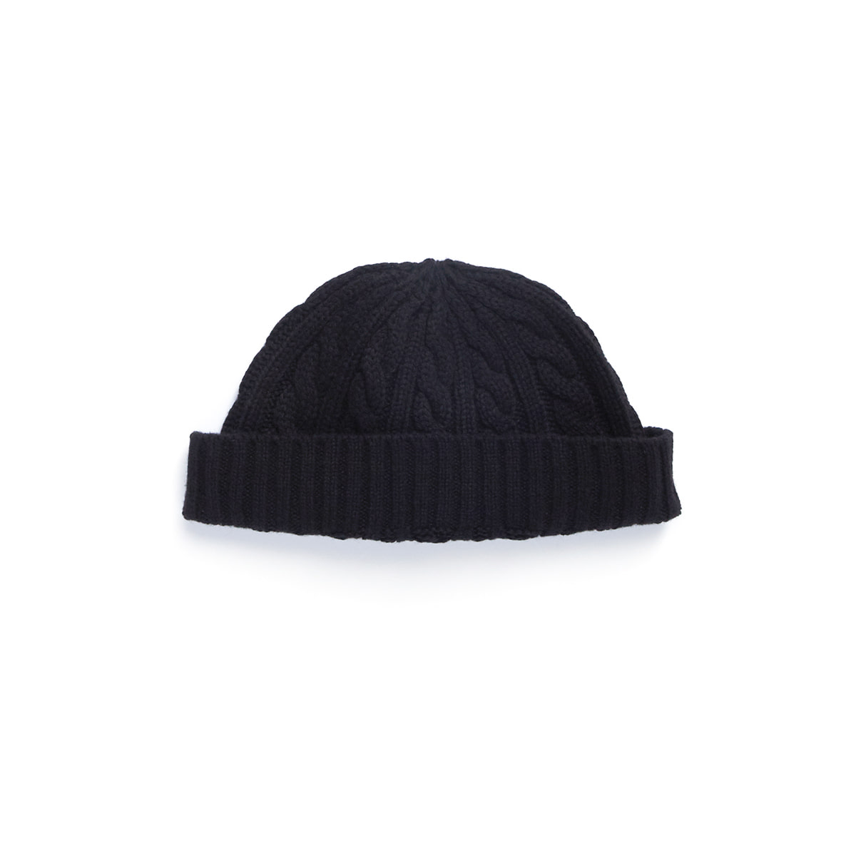 [EASTLOGUE] FISHERMAN WATCH CAP 'BLACK'
