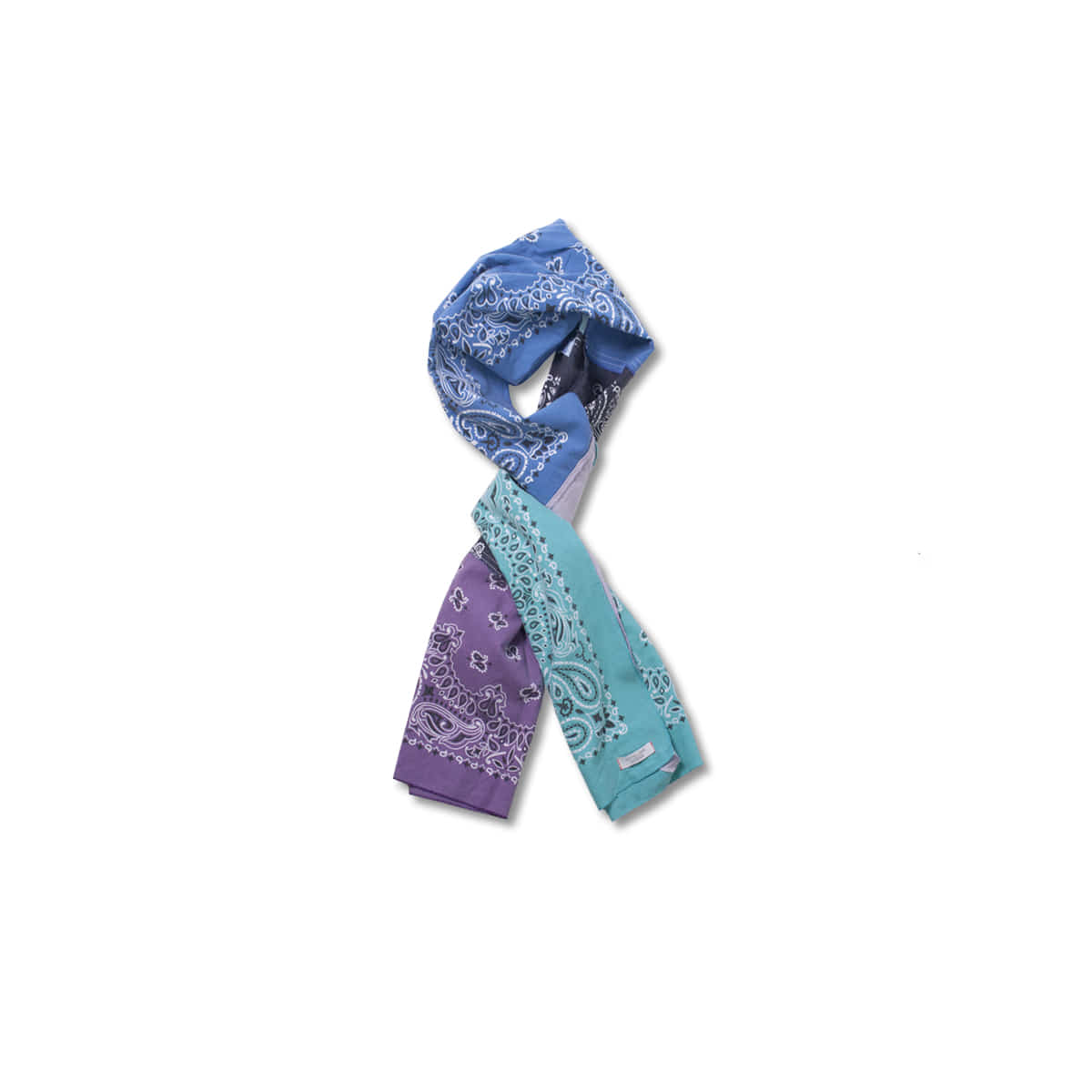 [INFIELDER DESIGN] BANDANA STALL 'MIX PURPLE'