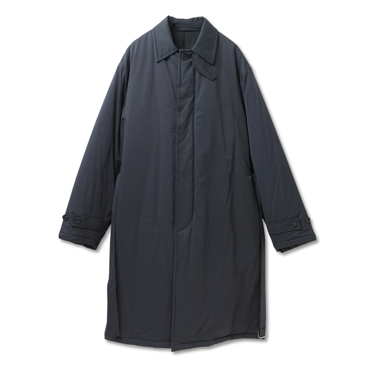 [YOUTH] PADDED MAC COAT 'NAVY'