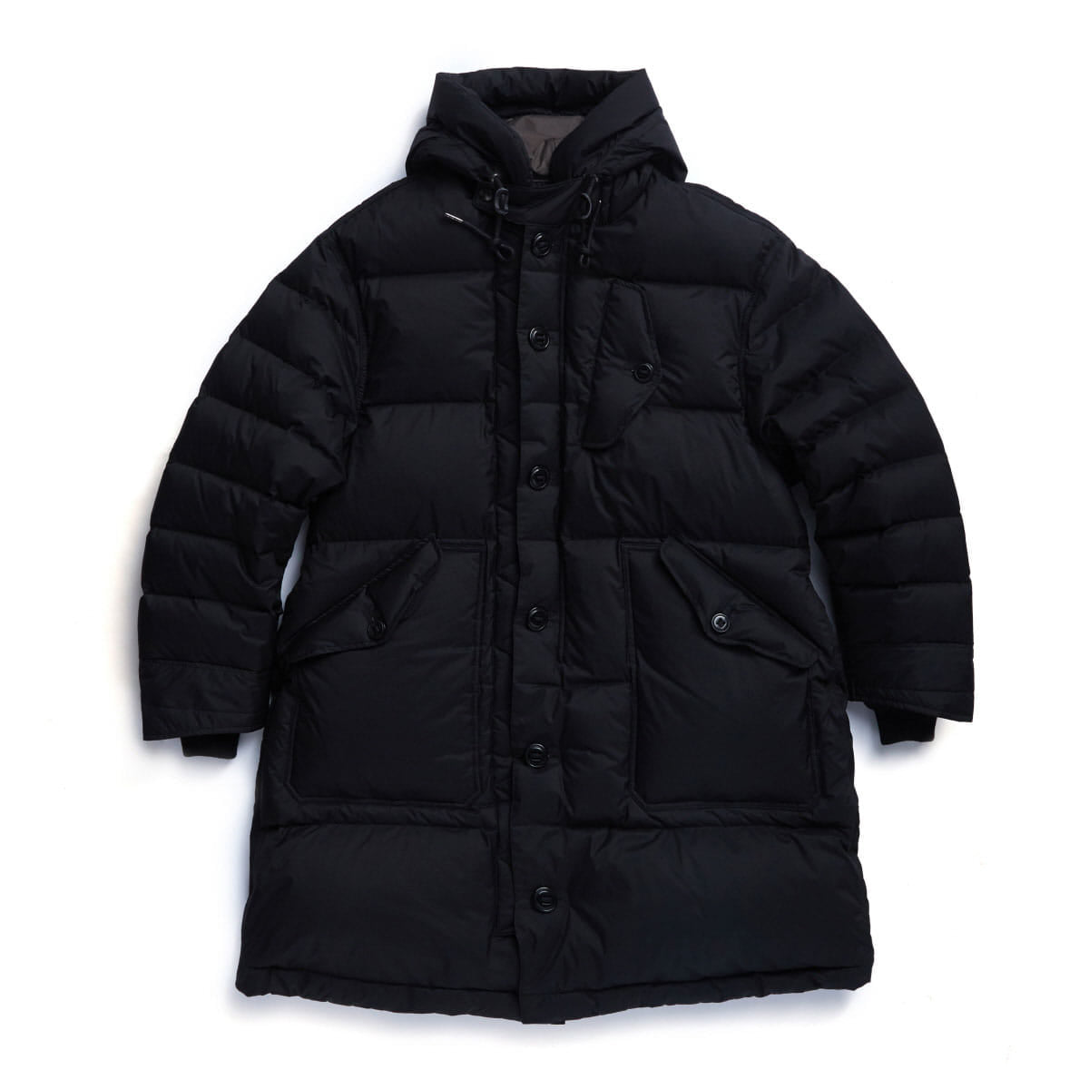 [EASTLOGUE] RAF COLD WEATHER DOWN PARKA 'BLACK SHIELD'