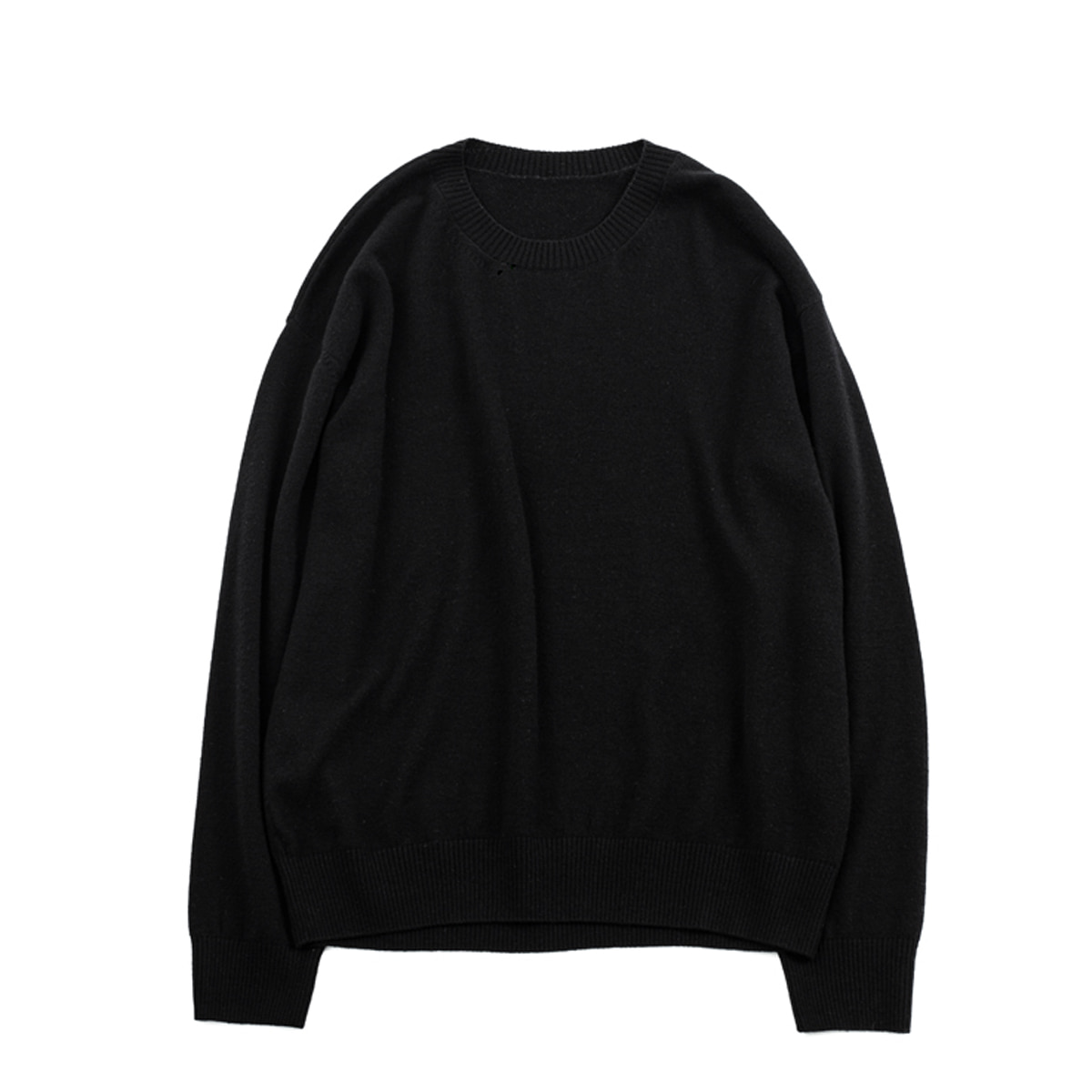[BROWNYARD] CREWNECK KINT 'BLACK'