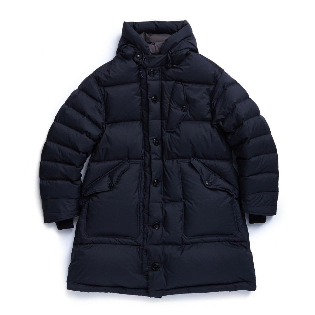 [EASTLOGUE] RAF COLD WEATHER DOWN PARKA 'NAVY SHIELD'
