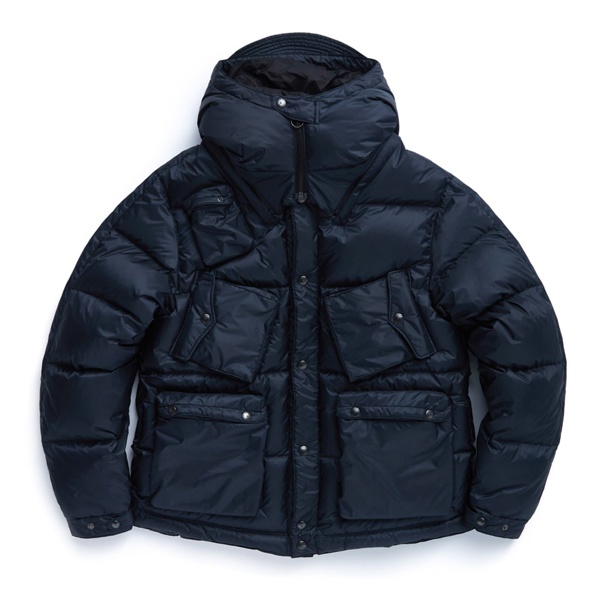 [EASTLOGUE] C-1 DOWN PARKA 'NAVY QUANTUM'