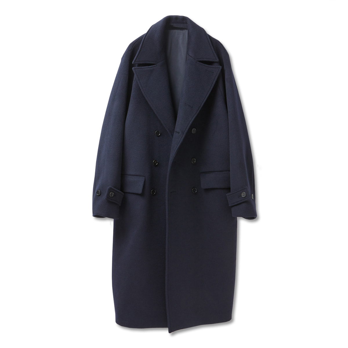 [YOUTH] OFFICER COAT 'NAVY'