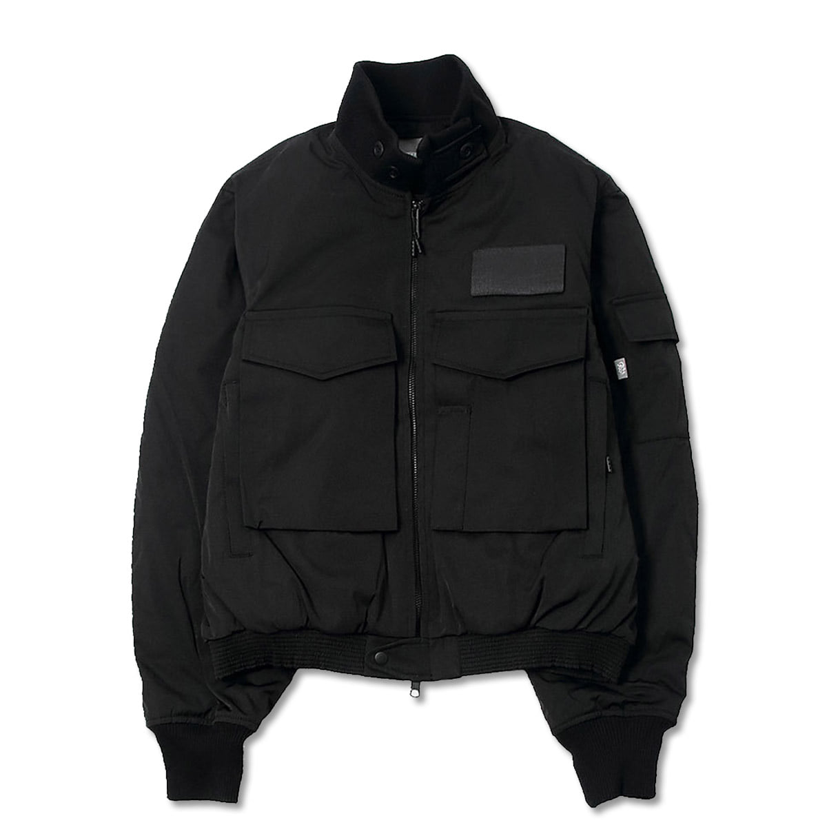 [BEHEAVYER] G8 RESCUE JACKET 'BLACK'