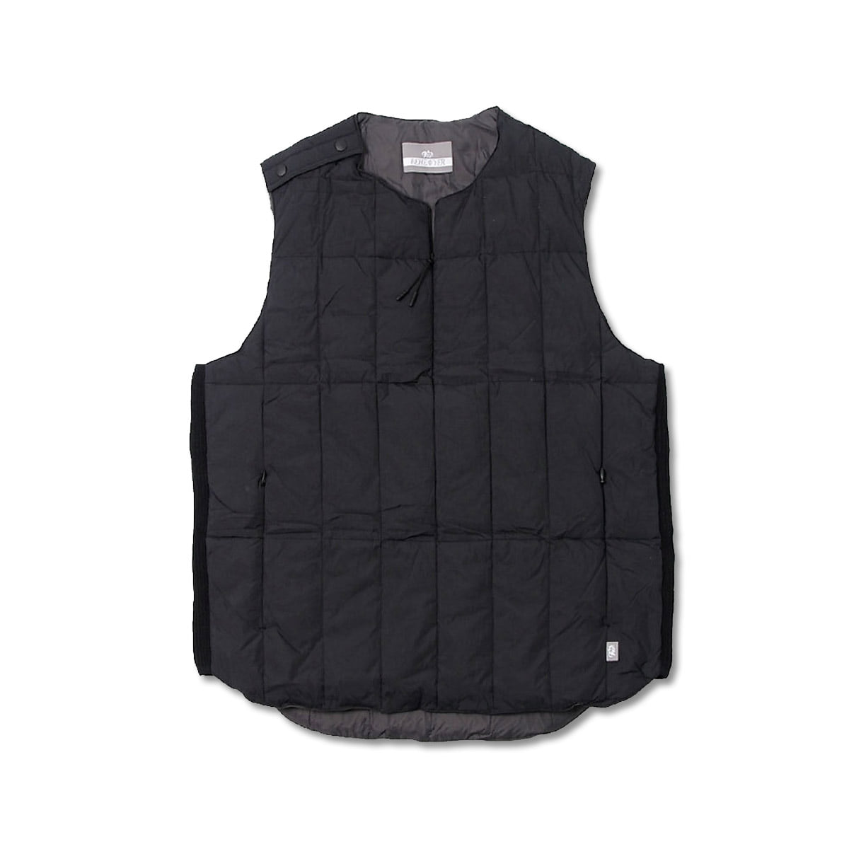 [BEHEAVYER] PACKING VEST 'BLACK'