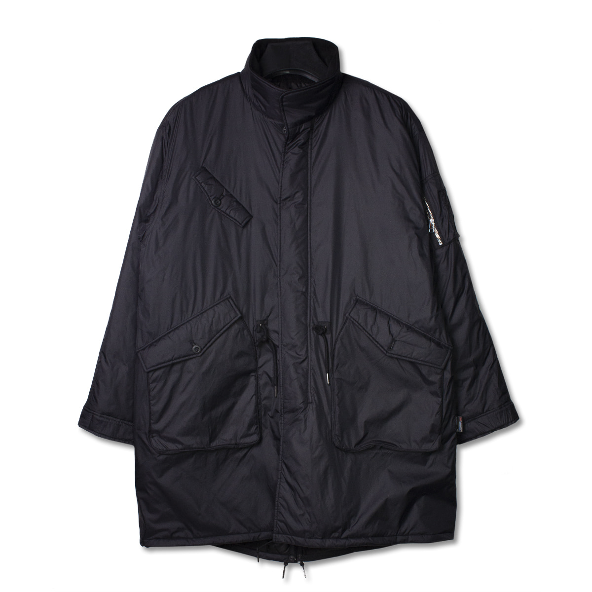 [8DIVISION] M51 FISHTAIL PARKA 'BLACK'