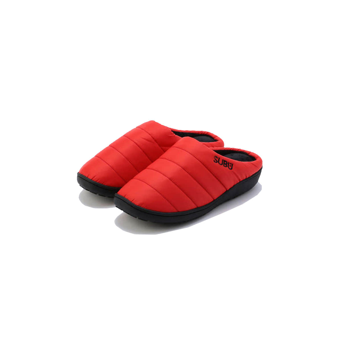 [SUBU] DOWN SANDAL 'POPPY RED'
