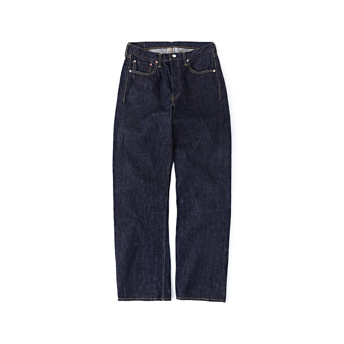[FULLCOUNT] NEW ORIGINAL STRAIGHT 1101W 'INDIGO BLUE'