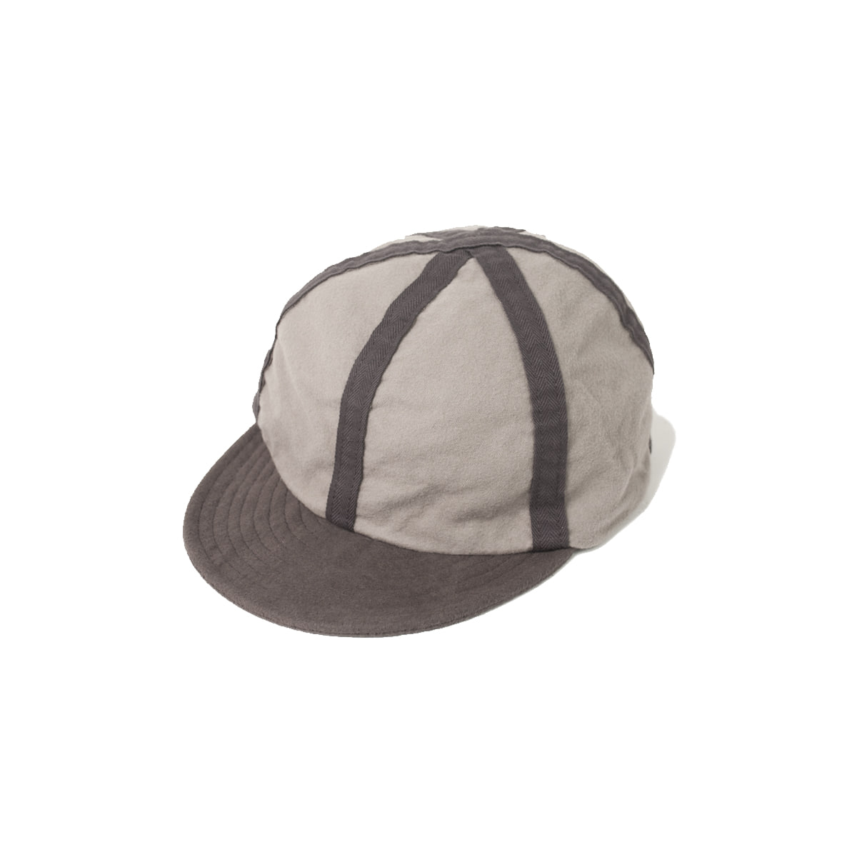 [DECHO] FATIGUE CAP 'BEIGE/BROWN'