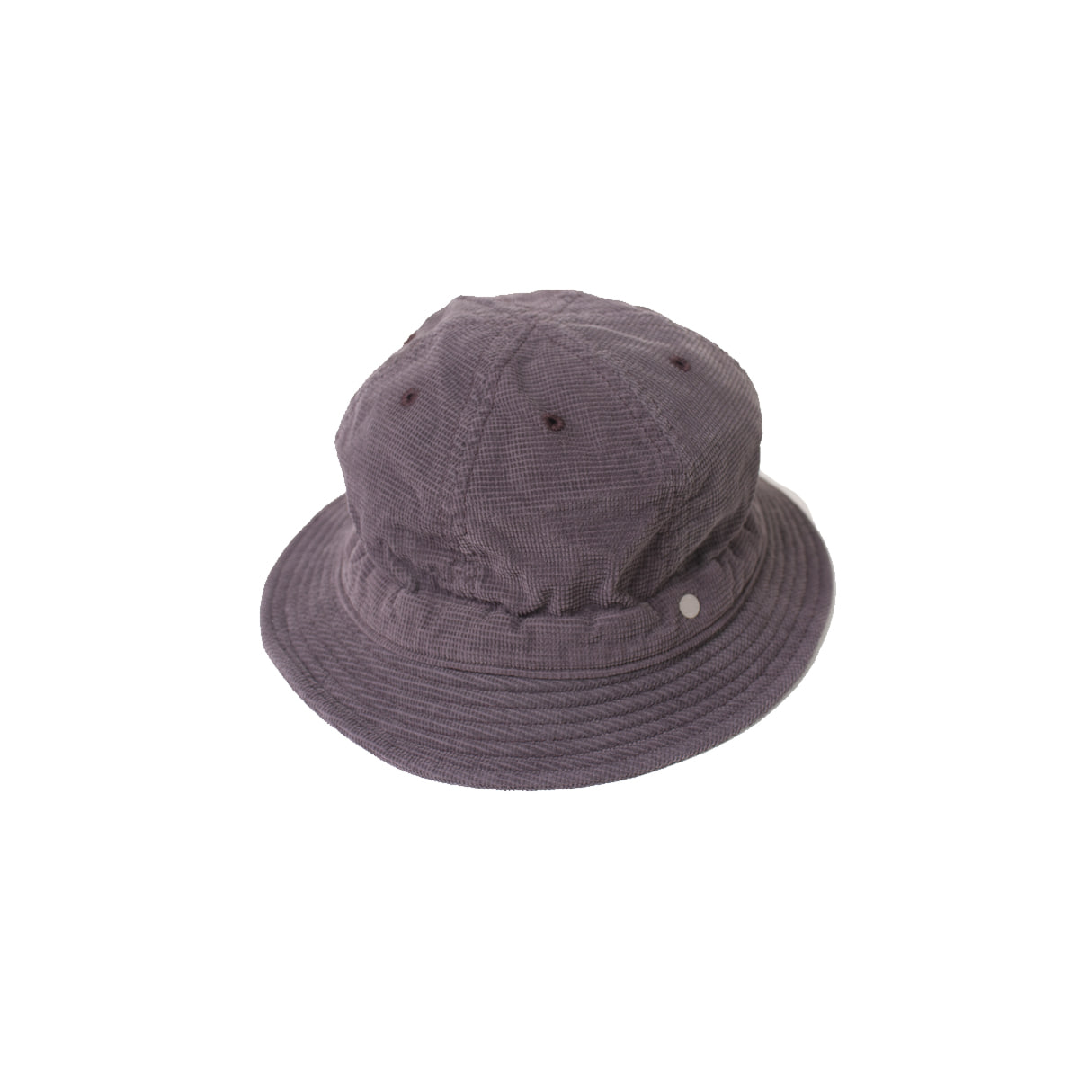 [DECHO] SHALLOW KOME HAT(CORDUROY) 'BROWN'