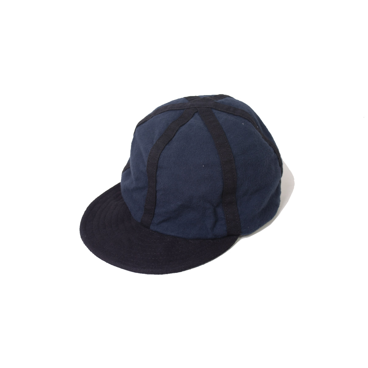 [DECHO] FATIGUE CAP 'NAVY/BLACK'
