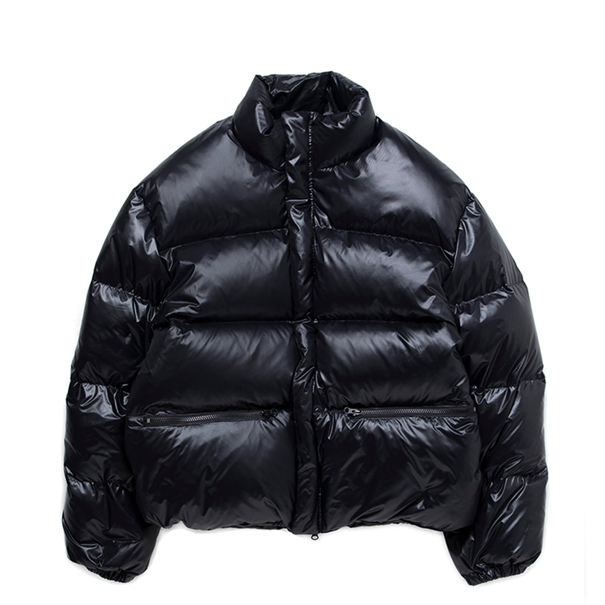 [BROWNYARD] UTILITY DOWN JACKET 'BLACK'