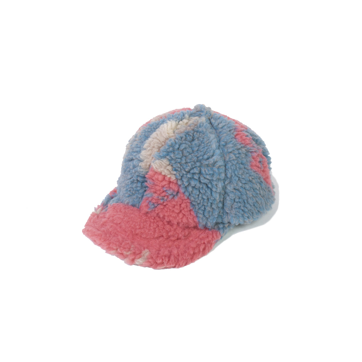 [KAPITAL] BOA FLEECE BASEBAL CAP 'BE'