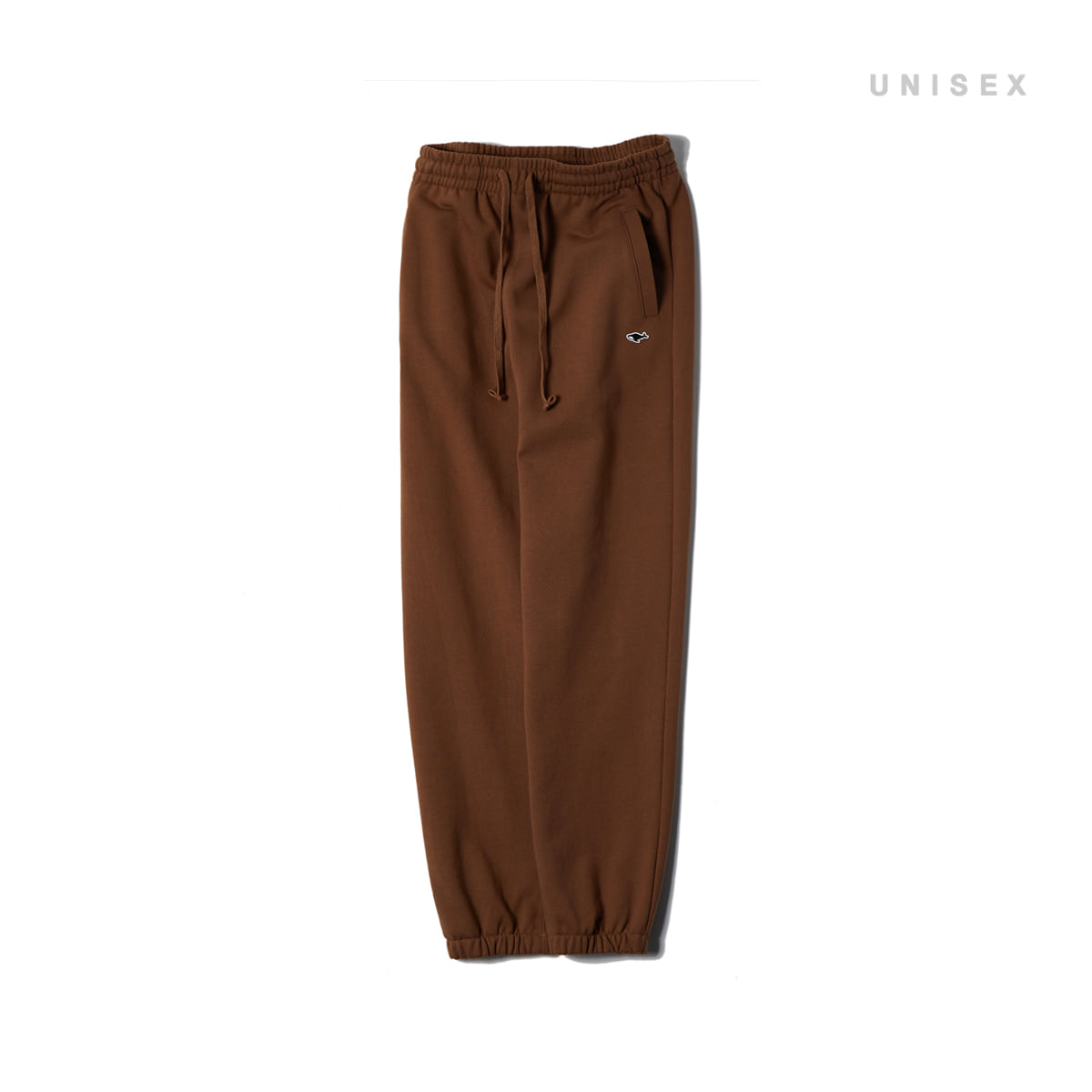 [NEITHERS] 305C-3 SWEAT PANTS 'BROWN'