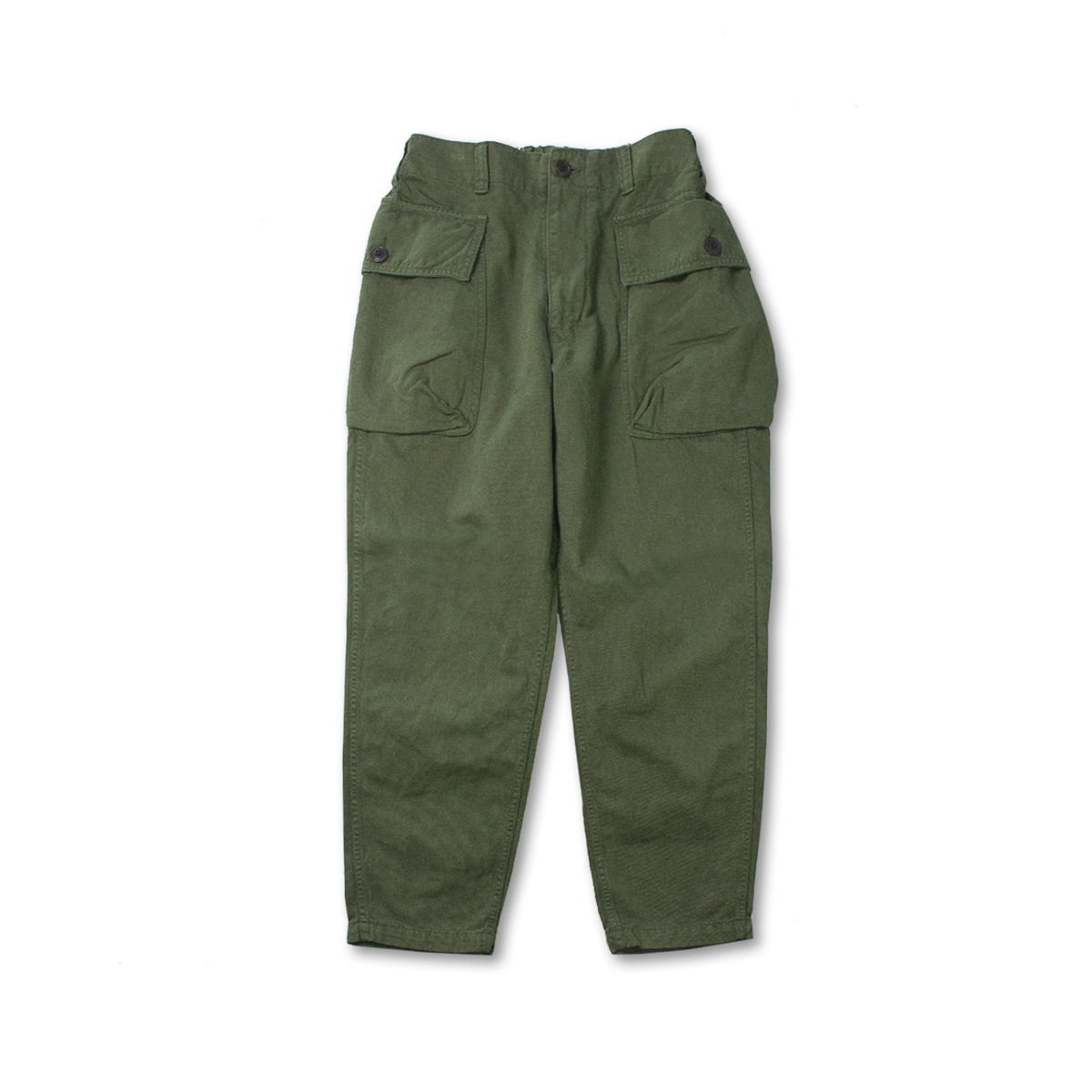 [SAGE DE CRET] MILITARY PANTS 'KHAKI'