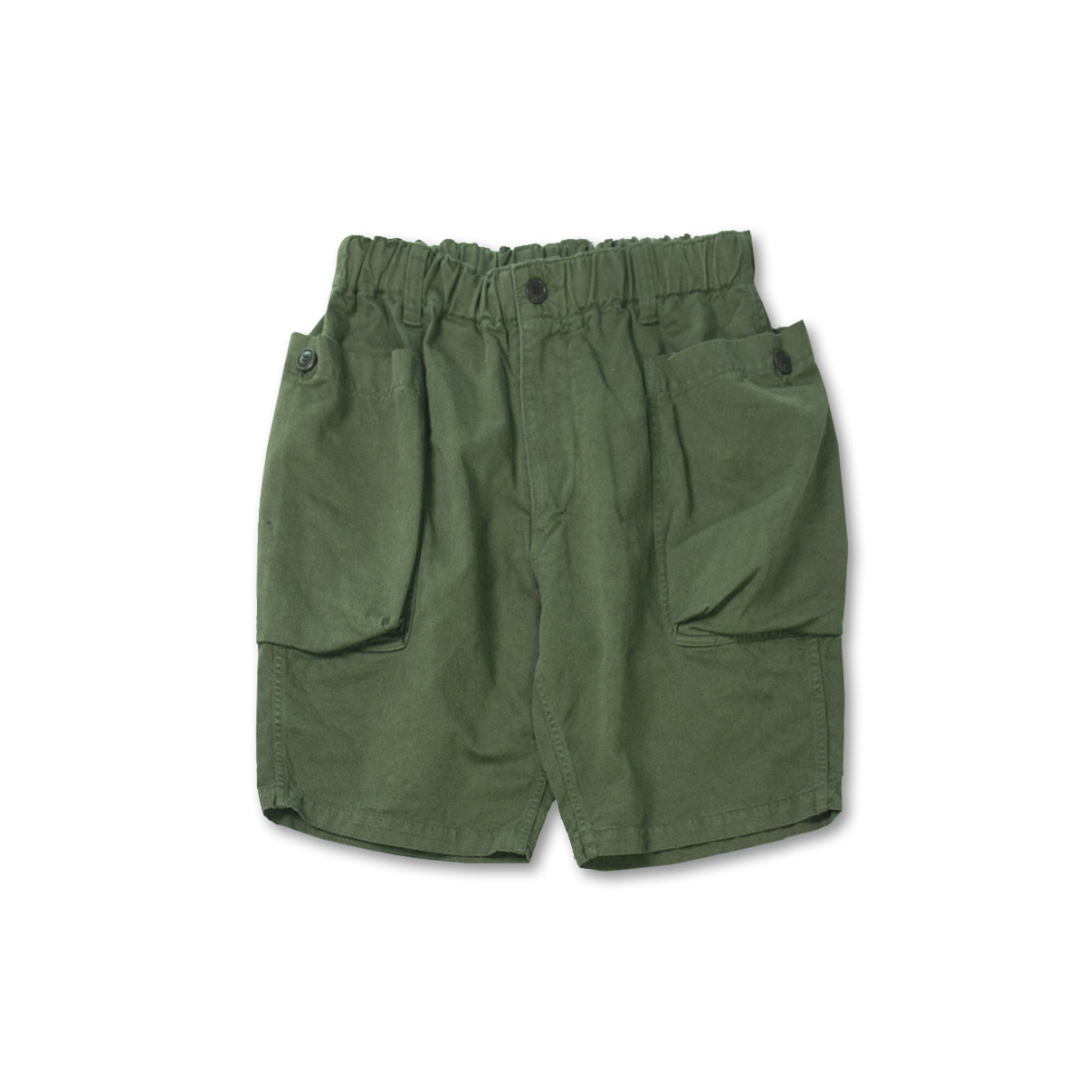 [SAGE DE CRET] SHORT WORK PANTS 'KHAKI'