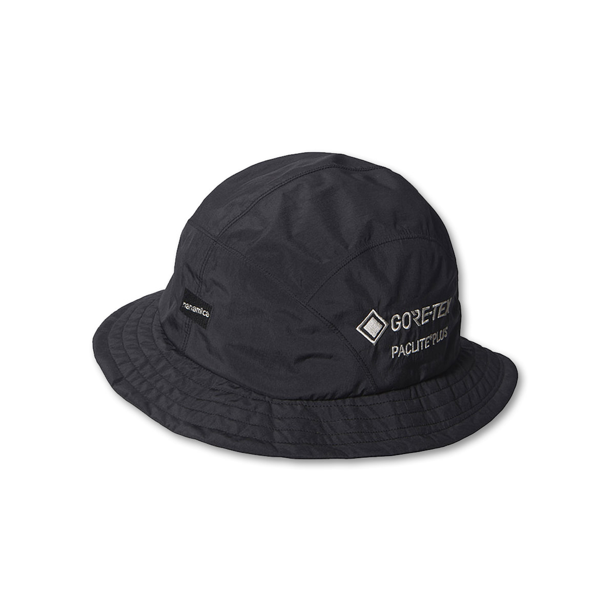[NANAMICA] GORE-TEX® HAT 'BLACK'