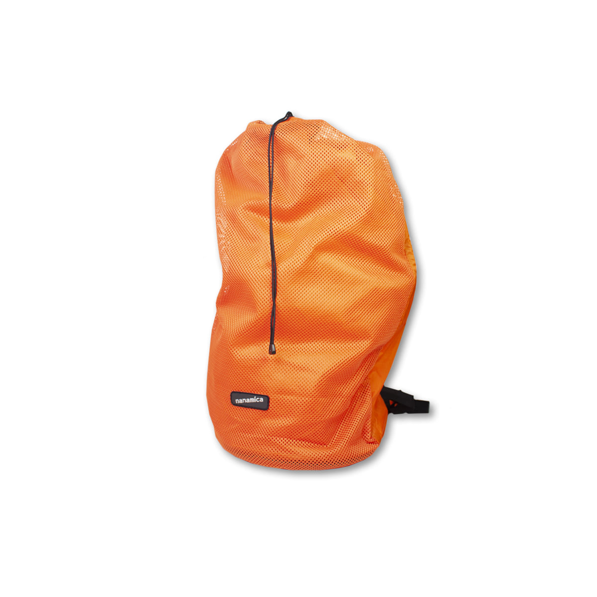 [NANAMICA] NANAMICAN PACKABLE MESH DAY PACK 'ORANGE'