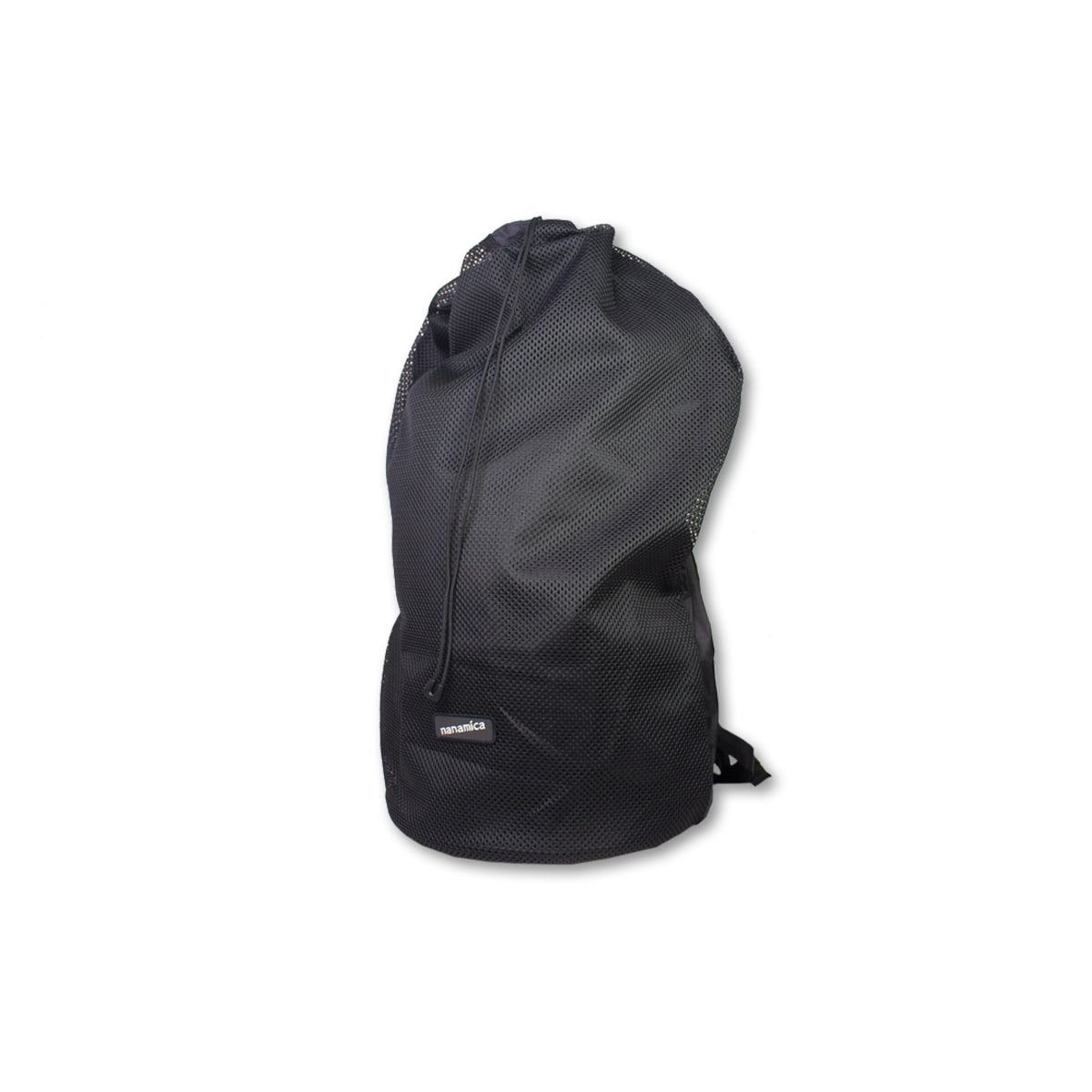 [NANAMICA] NANAMICAN PACKABLE MESH DAY PACK 'BLACK'