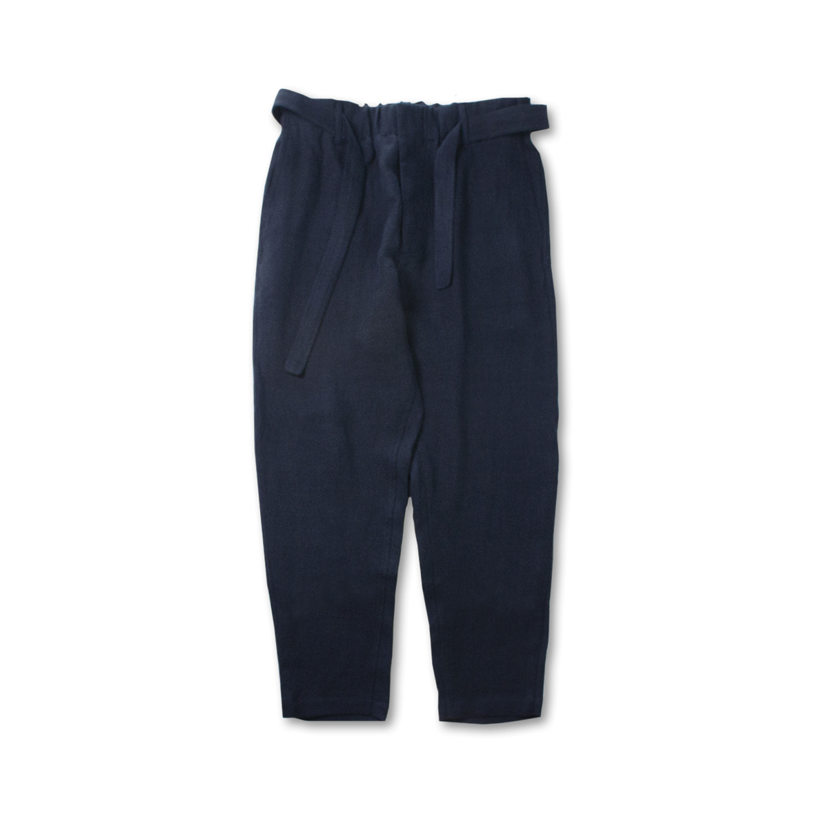 [DOCUMENT] LINEN RELAXED PANTS 'NVAY'