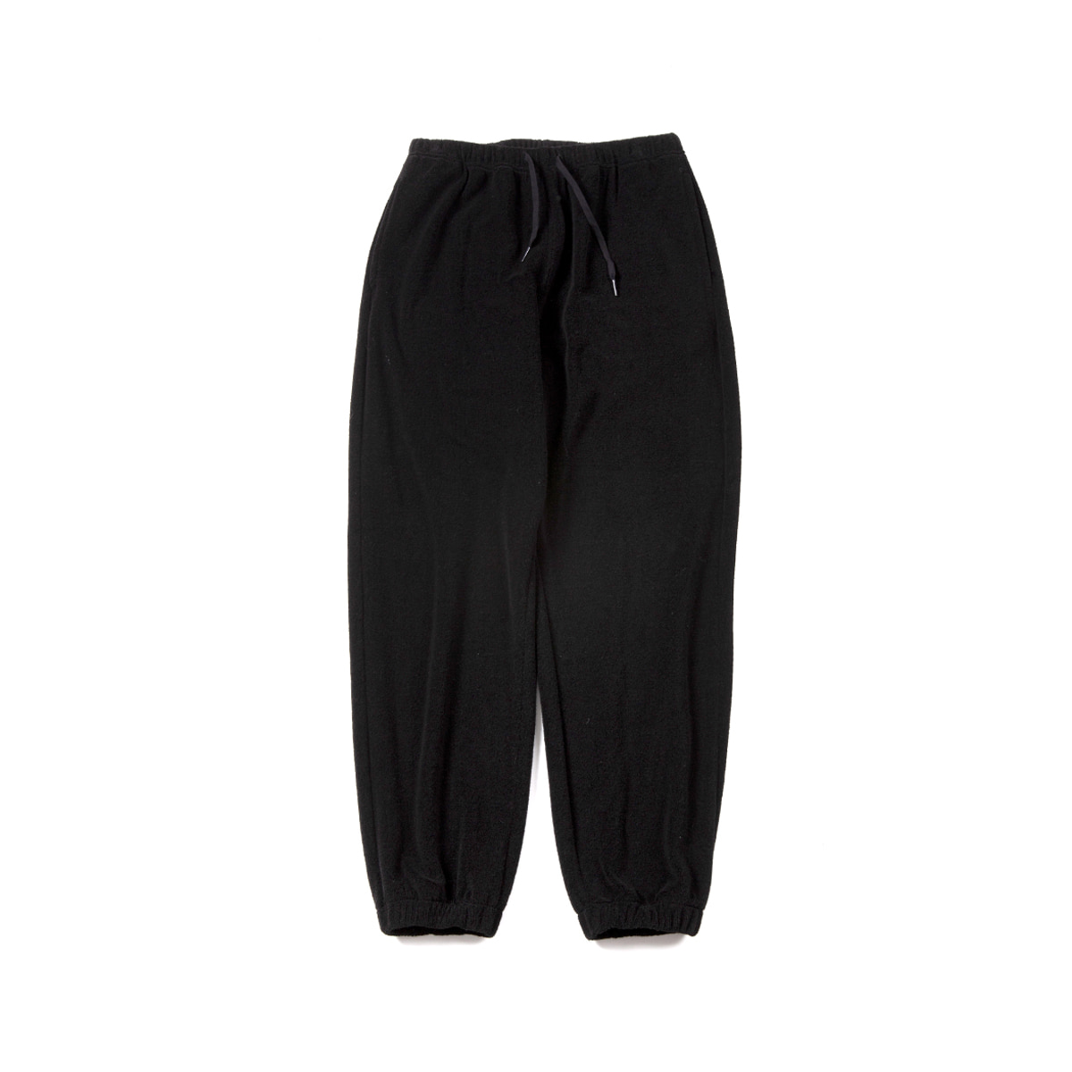 [BROWNYARD] TERRY SWEAT PANTS 'BLACK'
