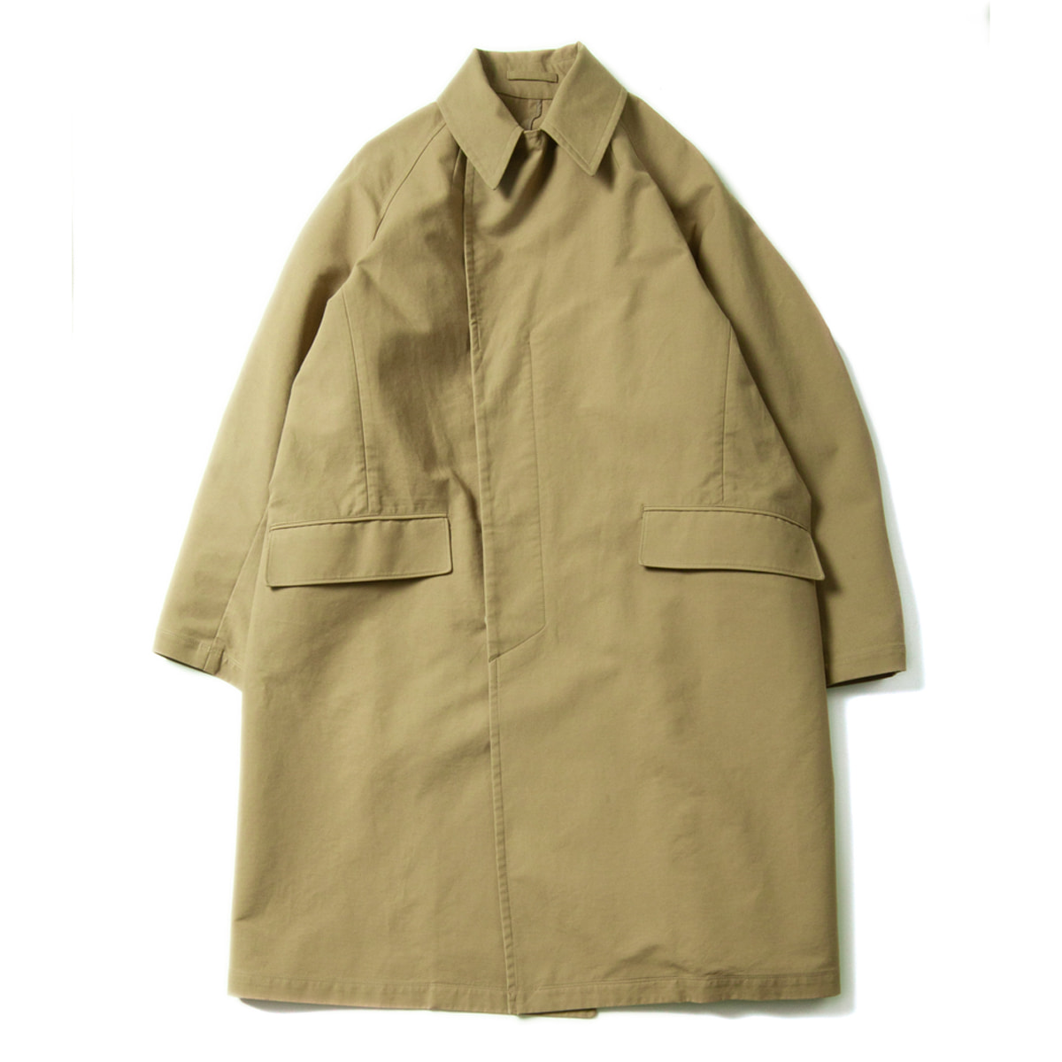 [BROWNYARD] CHESTERFIELD COAT 'BEIGE'