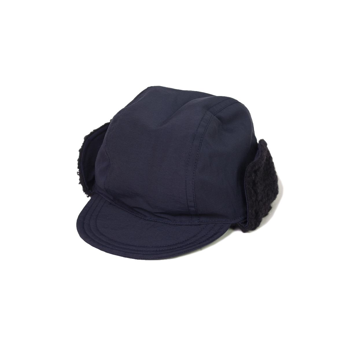 [TEMBEA] EAR CAP 'NAVY/BLACK'
