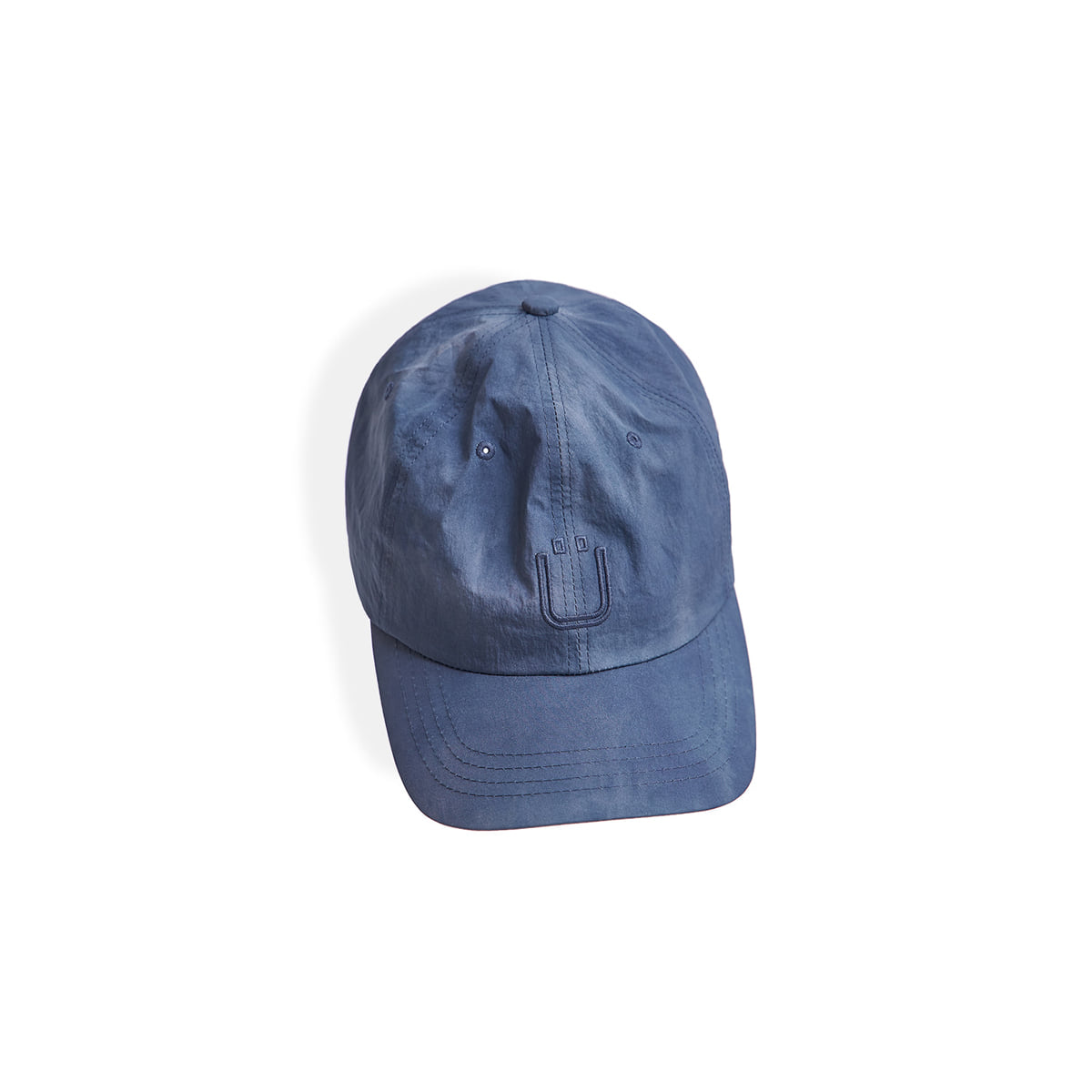 [UNAFFECTED] DRAWSTRING BALL CAP 'OCEAN BLUE'