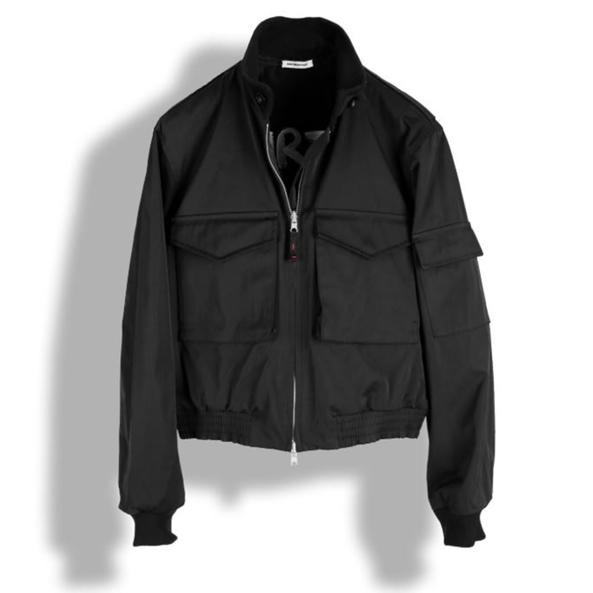 [BIRTHDAYSUIT] 20SS REVERSIBLE G8 FLIGHT JACKET 'BLACK'
