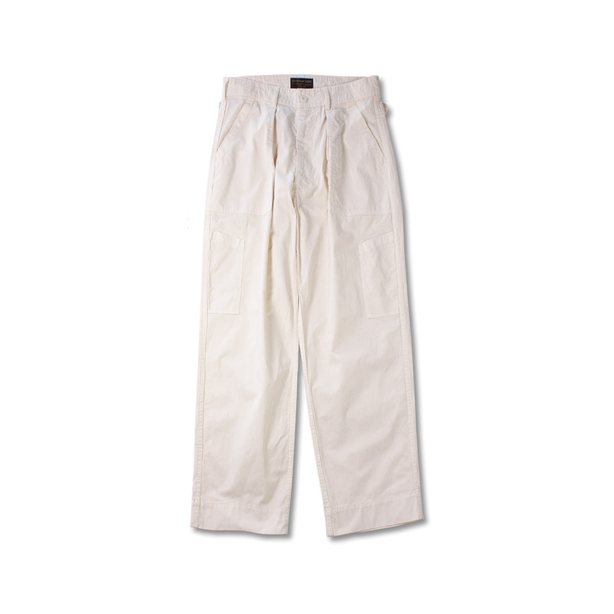 [EAST HARBOUR SURPLUS] MARLON PANT 'OFF WHITE'