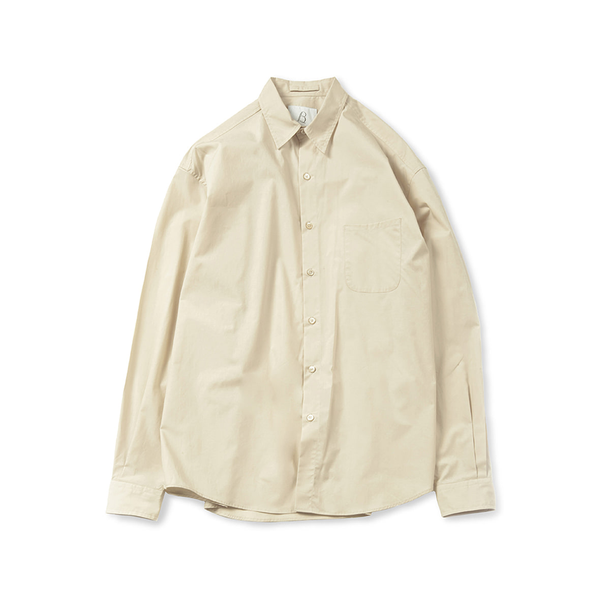 [BROWNYARD] STEADY SHIRTS 'BEIGE'