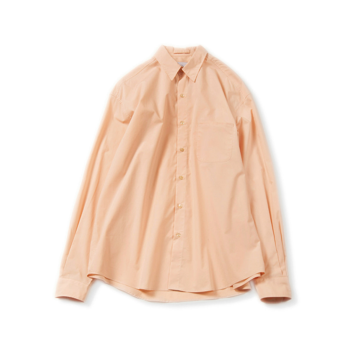 [BROWNYARD] STEADY SHIRTS 'CORAL'