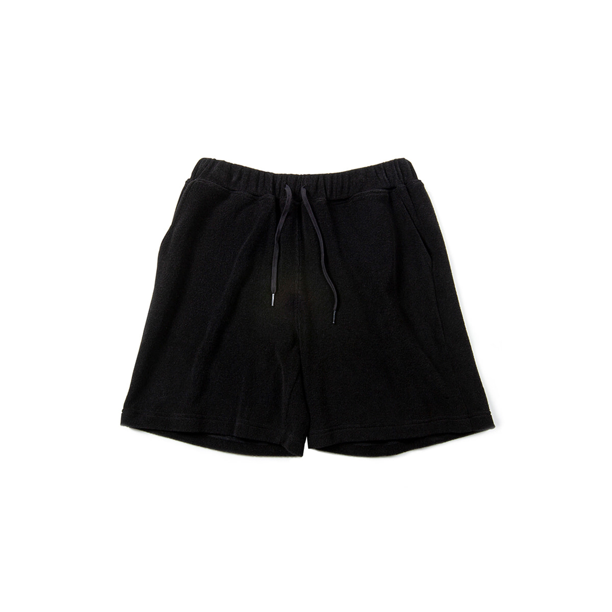 [BROWNYARD] TERRY SHORT 'BLACK'